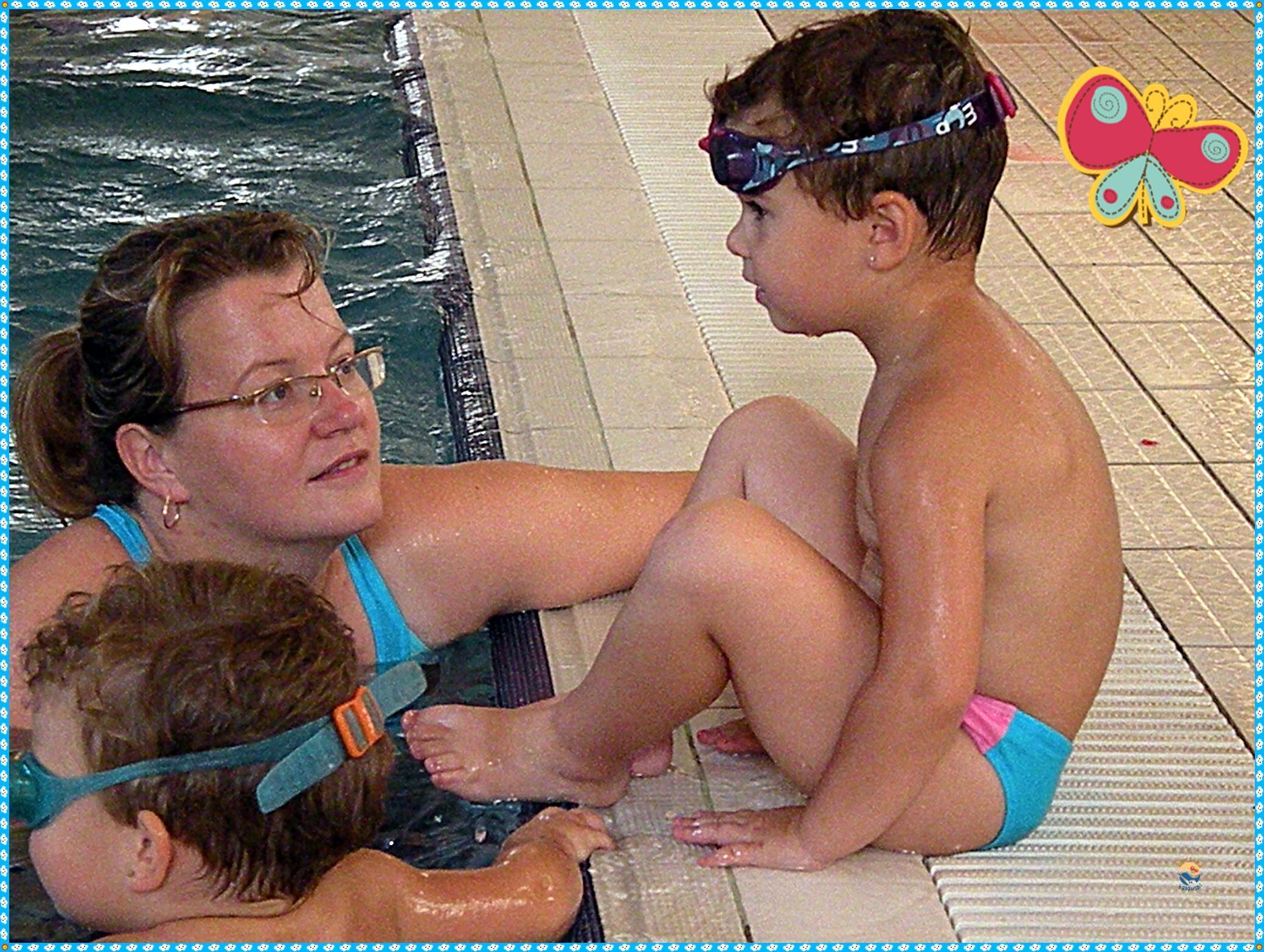 Úszásoktatás kicsiknek Budapest